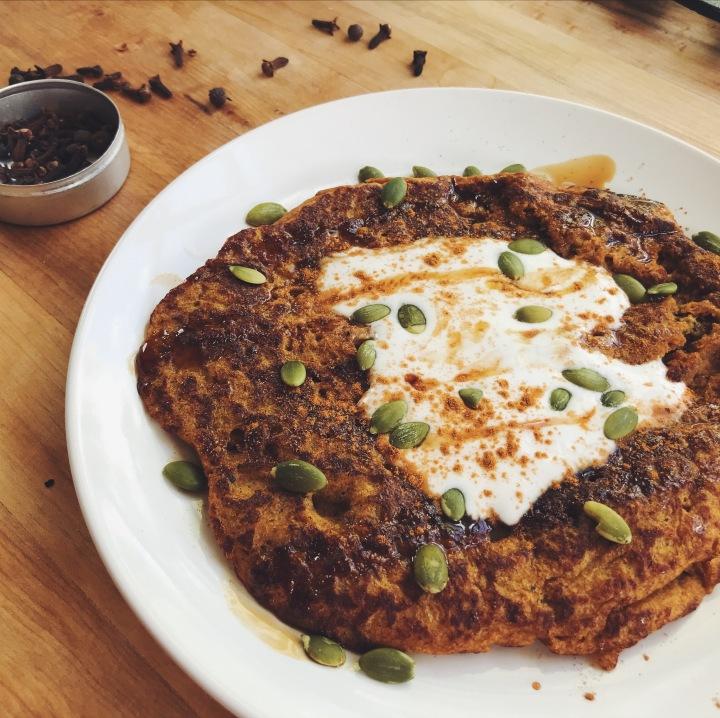 Kapha Pancakes